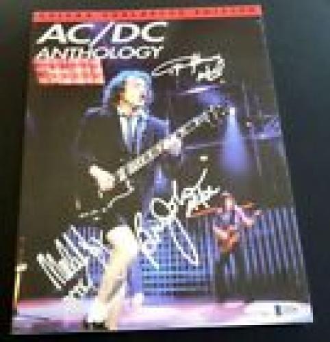 Ac Dc Tab Book
