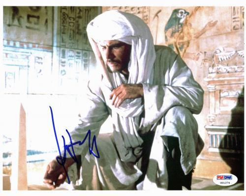 Harrison Ford Raiders of the Lost Ark Signed 8x10 Photo PSA #U01274