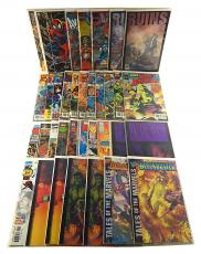 (35) Marvel Comics ^ Ruins Marvel Adventures Select Tales 2099 Apocalypse Gensis
