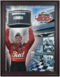"Framed 36"" x 48"" 47th Annual 2005 Daytona 500 Program Print"