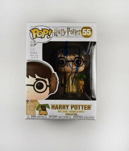 Daniel Radcliffe Harry Potter #55 Autographed Signed Funko Pop Authentic JSA COA