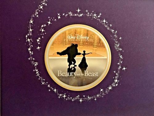 Paige O' Hara Robby Benson Signed Beauty & The Beast (4) 11x14 PHOTO SET PSA/DNA