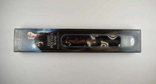 Daniel Radcliffe Harry Potter Autographed Signed Noble Wand Authentic JSA COA