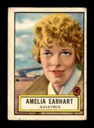 #45 Amelia Earhart SP - 1952 Topps Look n See Non-Sports Cards (Star) Graded VG