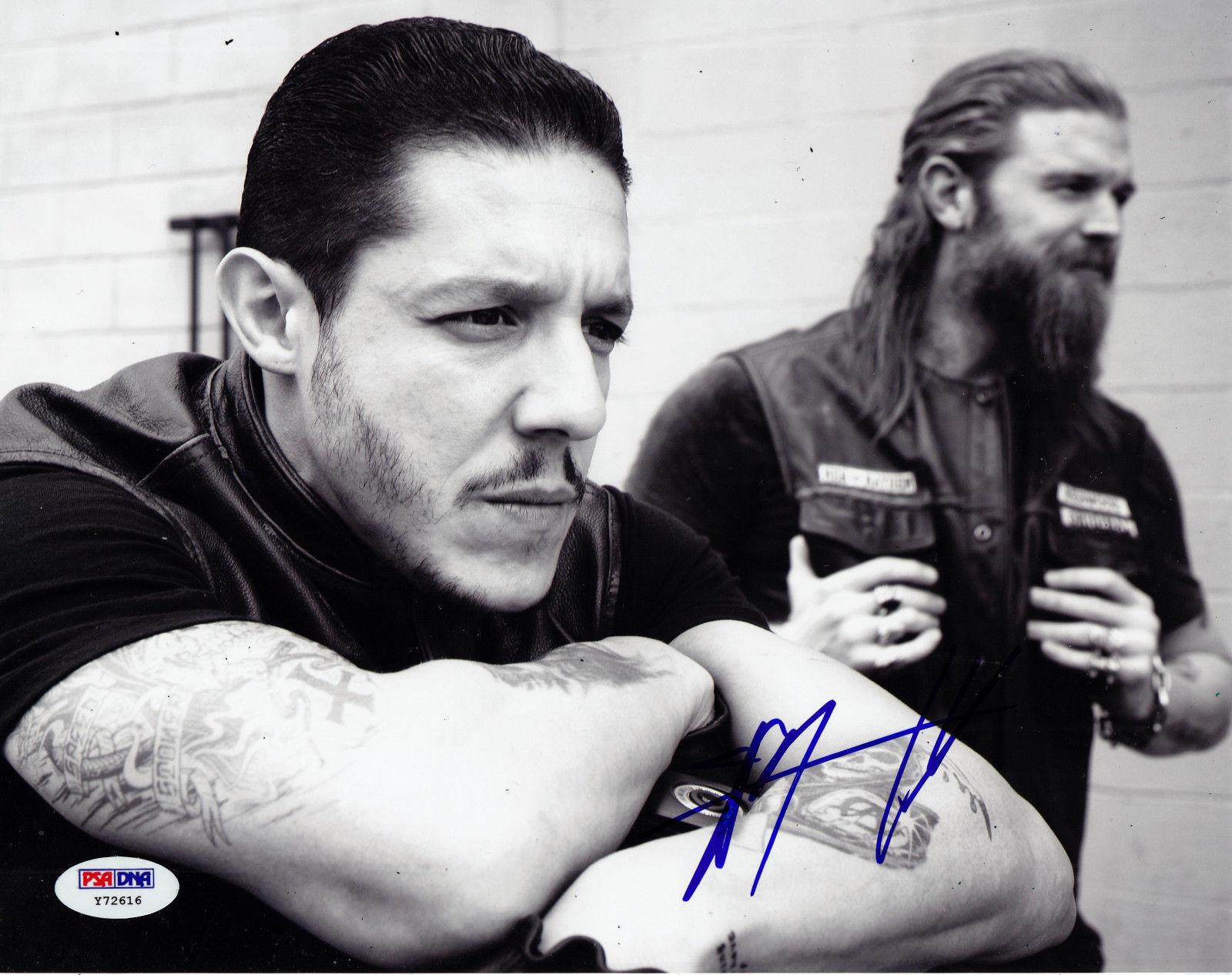 Ryan Hurst Signed 8x10 Photo w/PSA DNA Opie Sons of Anarchy Y72616