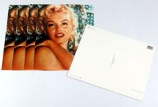 (5) 2002 MARILYN MONROE 8x10 Giant Postcard Soft Headshot - STYLE #220-029