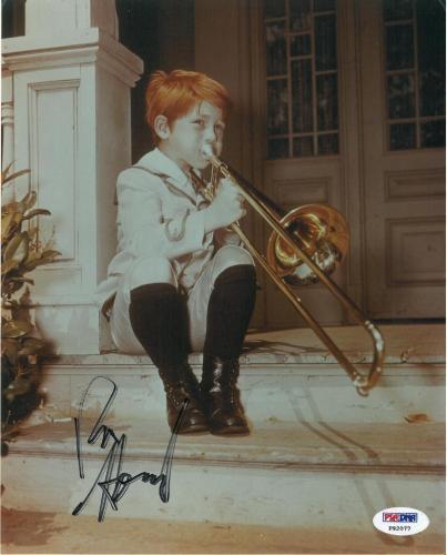 Ron Howard Signed Authentic Autographed 8x10 Photo (PSA/DNA) #P92077
