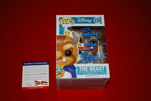 ROBBY BENSON beauty & the beast signed psa/dna beast pop 239 proof 2