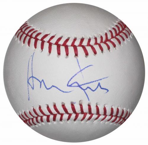 Harrison Ford,star Wars,indiana Jones,signed,autographed,mlb Baseball,coa,proof