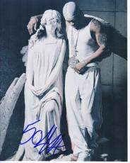 50 Cent Curtis Jackson Signed - Autographed Rapper / Actor 8x10 inch Photo - Guaranteed to pass PSA or JSA