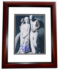 50 Cent Curtis Jackson Signed - Autographed Rapper / Actor 8x10 inch Photo MAHOGANY CUSTOM FRAME - Guaranteed to pass PSA or JSA