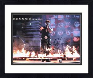 Signed Curtis Jackson Photo - 50 Cent G UNIT 11X14 JSA