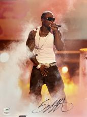 Autographed Curtis Jackson Photo - 50 Cent G UNIT 11X14 JSA