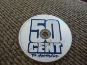 50 Cent Curtis Jackson The Massacre Autographed Signed CD PSA Guaranteed