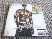 50 Cent Curtis Jackson The Massacre Signed CD Book PSA Guarantee