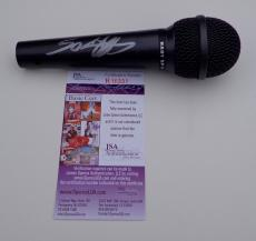 50 Cent Signed Microphone Jsa Coa R18331