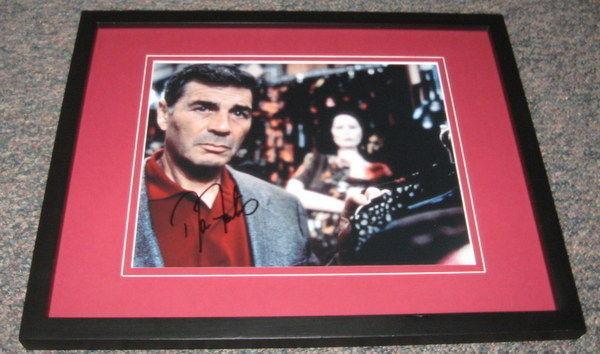 Robert Forster Signed Framed 8x10 Photo Jackie Brown Alligator