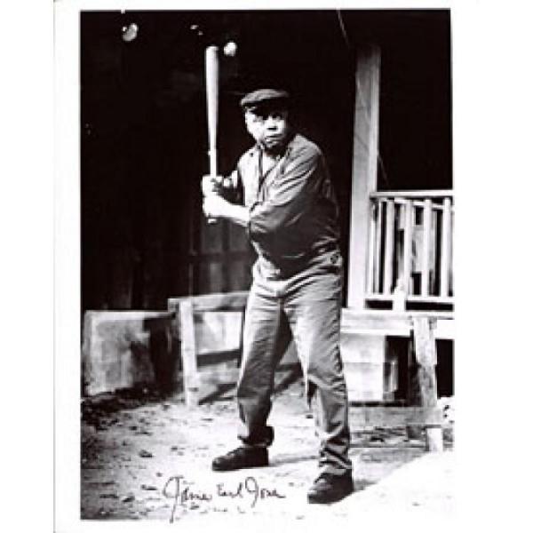 Earl Jones Signed Photograph - James 8x10