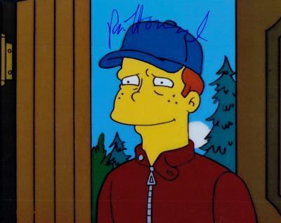 Ron Howard Signed 8x10 Photo w/COA The Simpsons Happy Days Fonzie