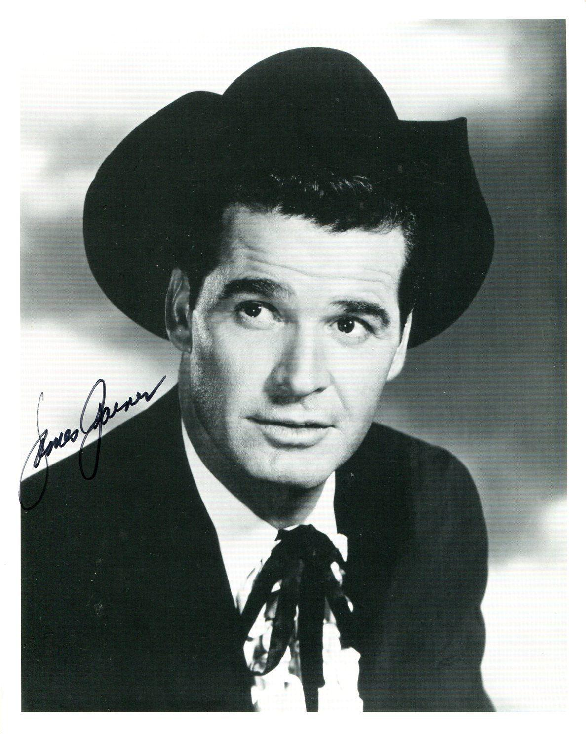James Garner Maverick Rockford Files The Great Escape Signed Autograph Photo
