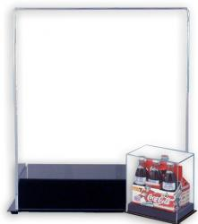 6-Pack Bottle 5 3/4'' x 8 1/2'' x 8 1/2'' - Mounted Memories