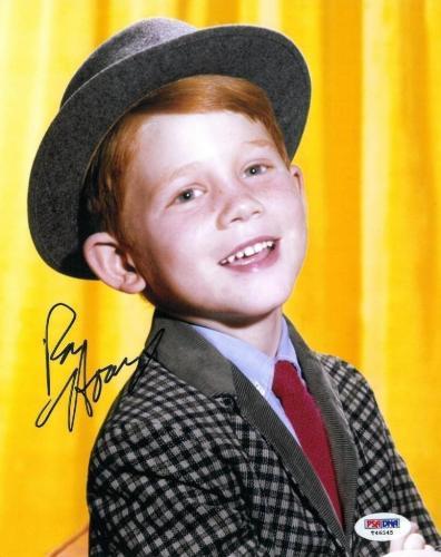 Ron Howard Signed Authentic Autographed 8x10 Photo (PSA/DNA) #T46545