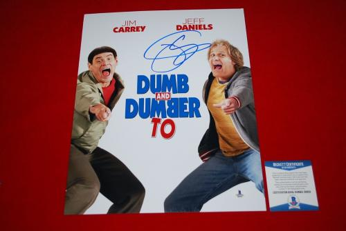 Dumb and Dumber Memorabilia: Autographed Pictures, Authentic