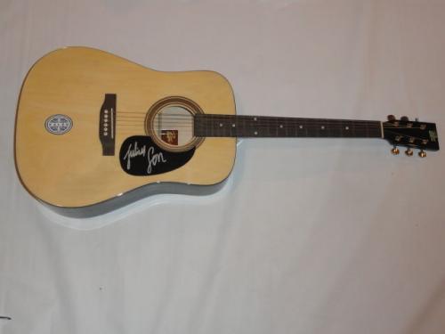 Jj Julius Son Signed Natural Acoustic Guitar Kaleo Exact Proof Superstar