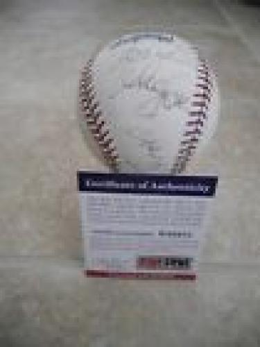 Mike Love Beach Boys Signed Autographed MLB Baseball Ball PSA Certified