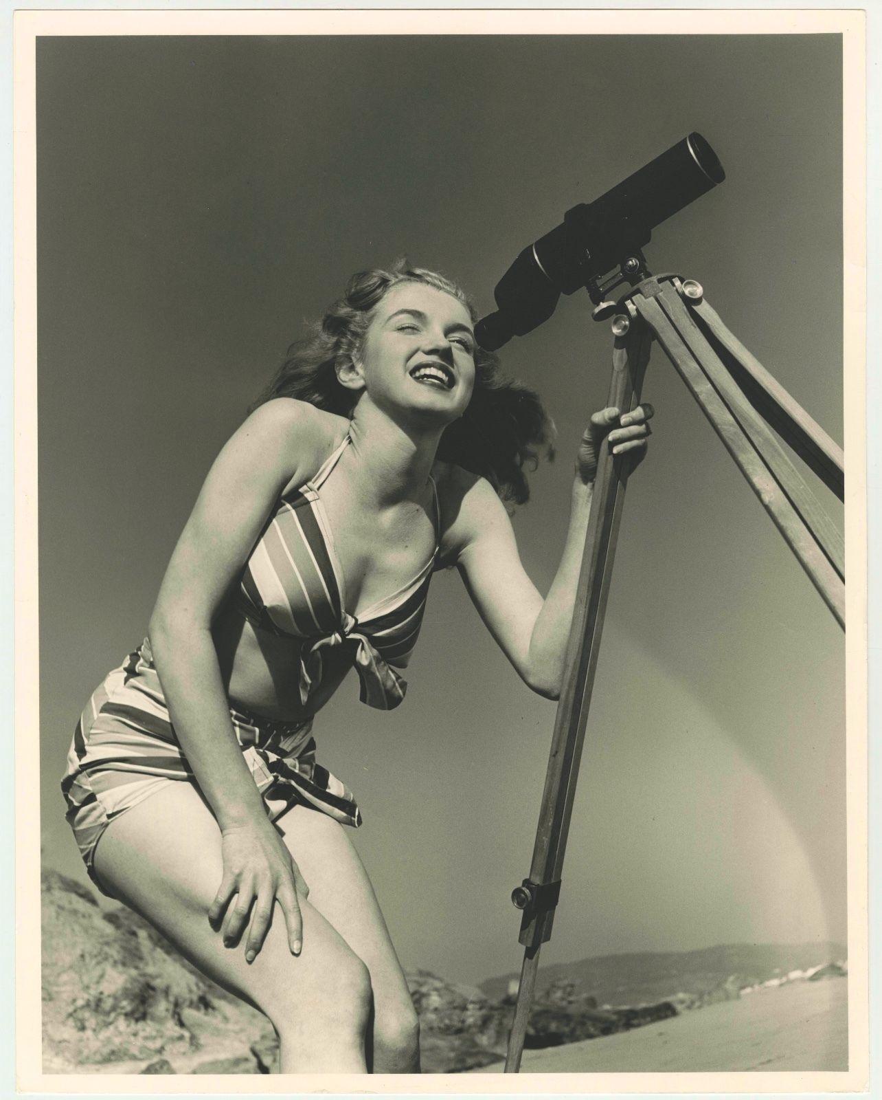 daeccb826315 1946 Marilyn Monroe Black White Photograph by Joseph Jasgur ...