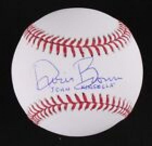 "Dwier Brown Signed ""john Kinsella"" Baseball Field Of Dreams Film & Tv Actor Coa"