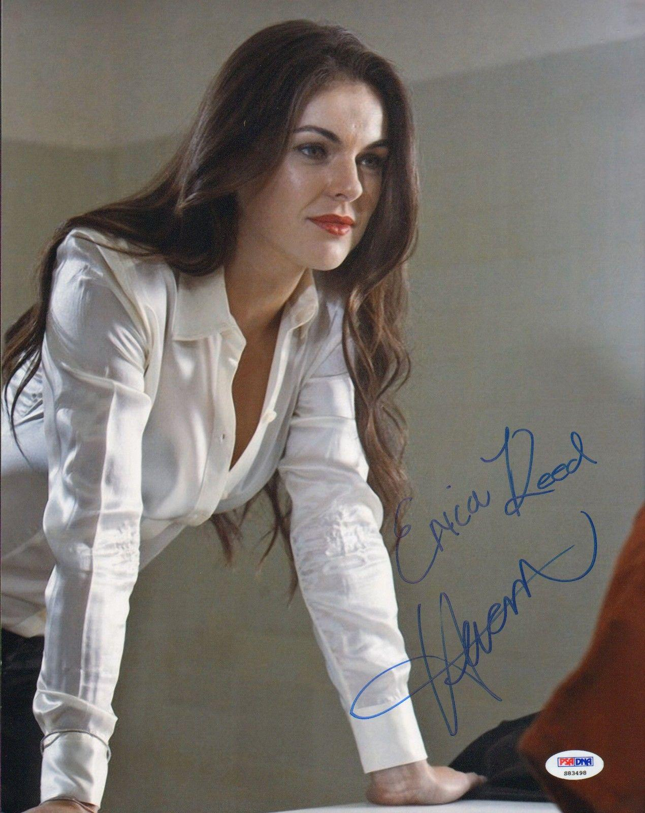 Serinda Swan Signed Breakout Kings 11x14 Photo Picture PSA/DNA COA Autograph Ins