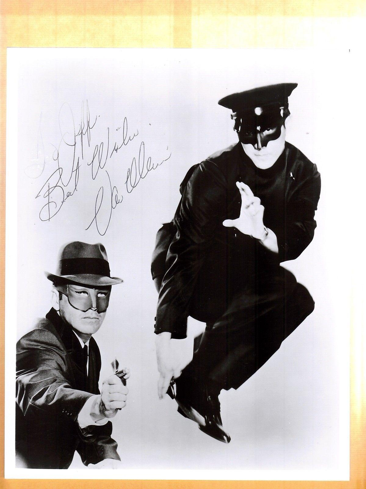 Van Williams Autographed Photo - 17