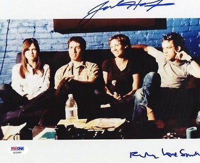 Juliana Hatfield & Freda Love Blake Babies Signed 8x10 Photo Psa/dna #q12651