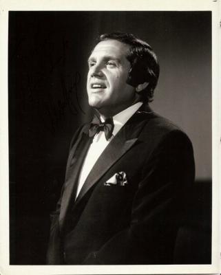 Autographed King Photograph - Alan Vintage 8x10