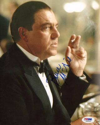 Autographed Walter Hagen Photo - Bruce McGill 8x10 PSA DNA COA