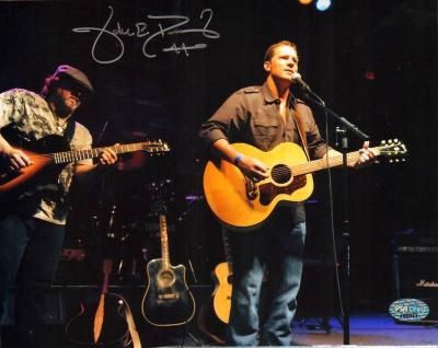 Autographed Peavy Photo - 'd Guitar 8x10 PSA DNA COA