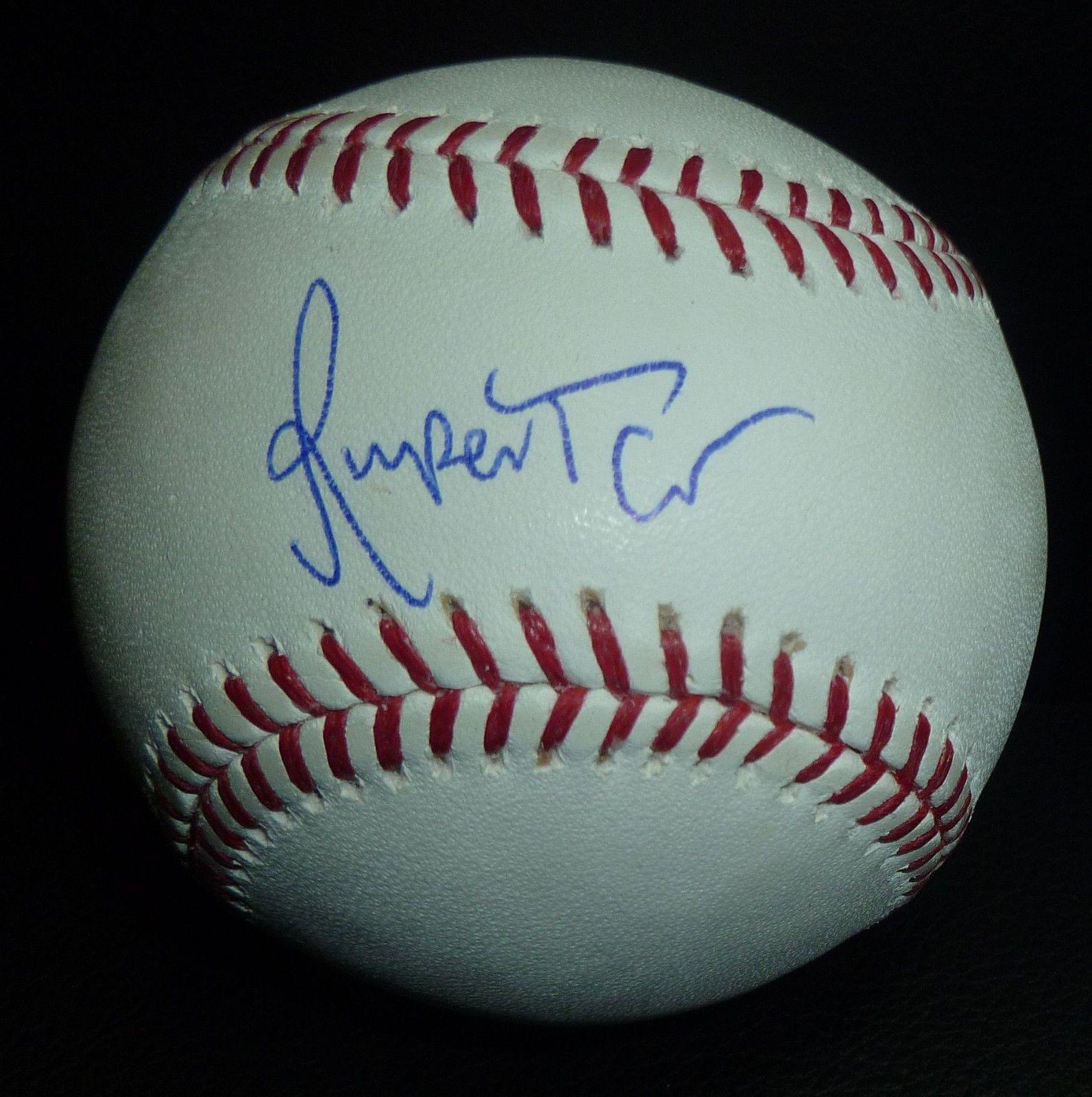 Rupert Grint Signed Baseball PSA/DNA COA Autographed Harry Potter Ron Weasley
