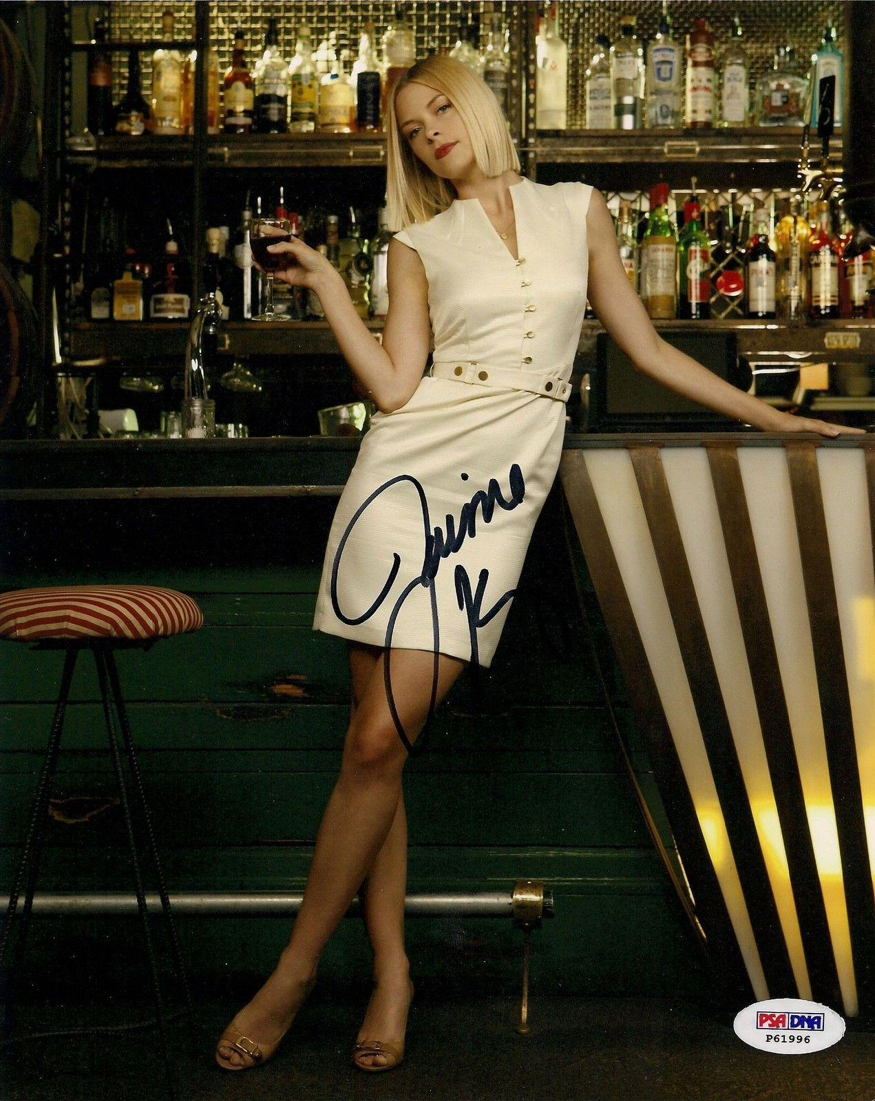 Signed King Photo - Jaime Hart of Dixie 8x10 PSA DNA COA 'd Sin City