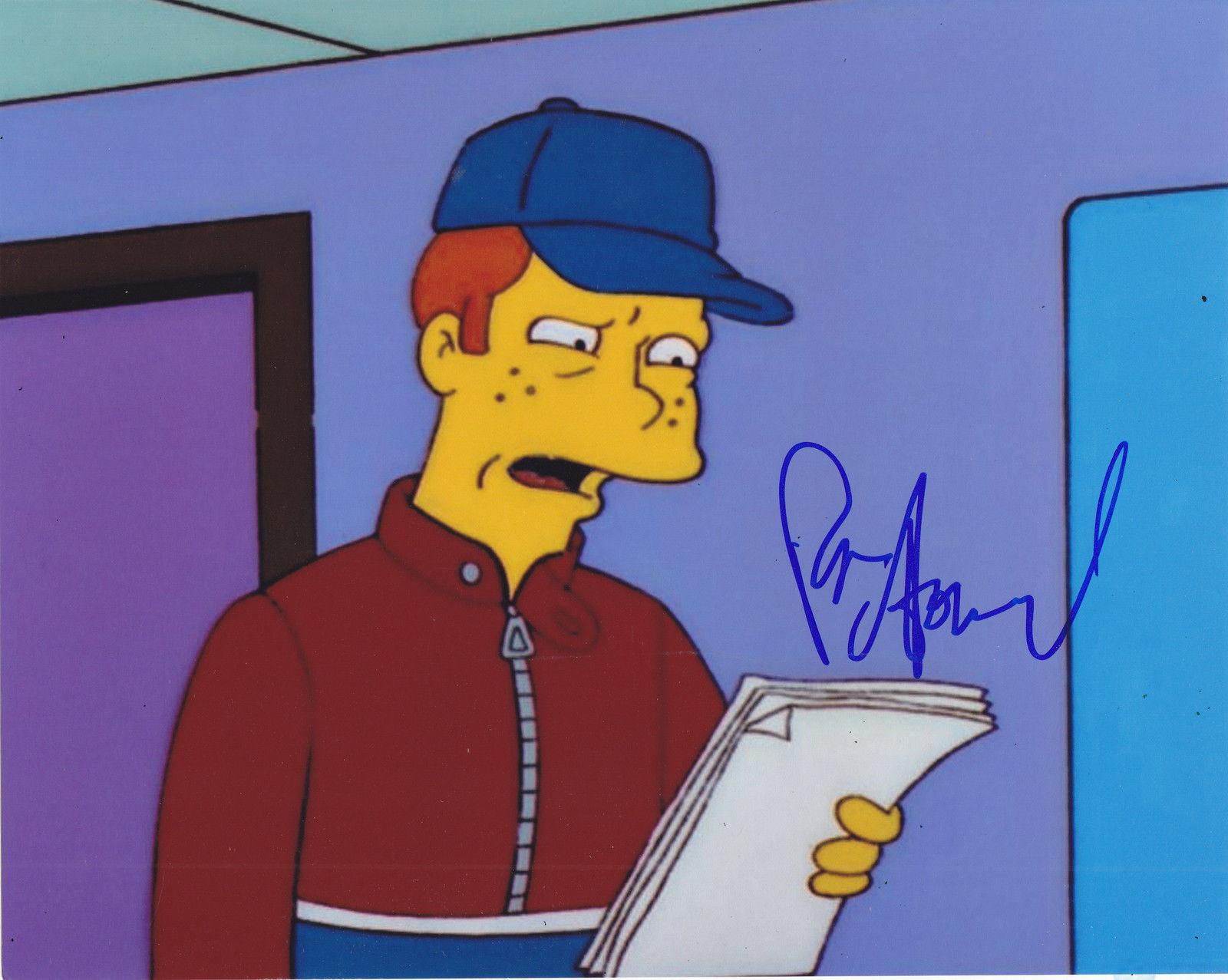 Ron Howard Signed 8x10 Photo w/COA The Simpsons Happy Days Andy Griffith #2