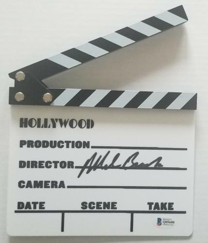 MEL BROOKS Signed Hollywood Directors Board Clapper AUTO BAS COA