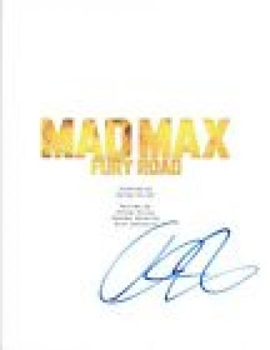 George Miller Signed Autographed MAD MAX FURY ROAD Full