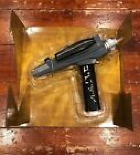 William Shatner Autographed StarTrek Classic Phaser Witness JSA Authenticated