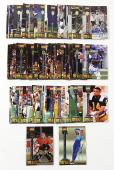 (71) Different 1994 Signature Rookies Autographed / Signed Tetrad Cards ^ Jansen