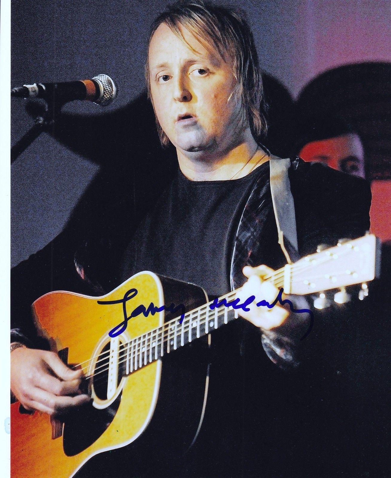 James McCartney Signed 8x10 Photo W/COA Proof Paul The Beatles Angel