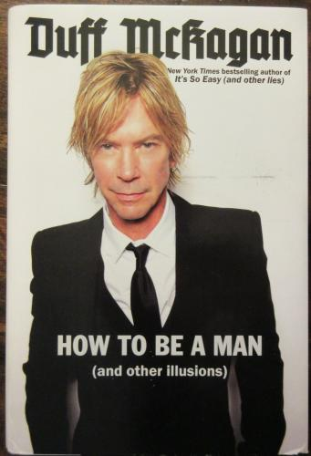 Autographed Duff McKagan Memorabilia: Signed Photos & Other