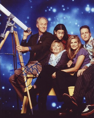 JOHN  LITHGOW signed *3RD ROCK FROM THE SUN* 8X10 COA A