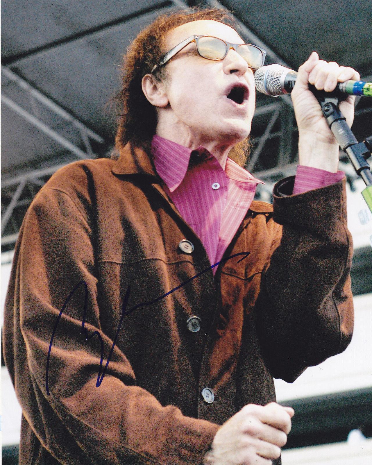 Ray Davies Signed 8x10 Photo w/COA The Kinks Lola See My Friends G