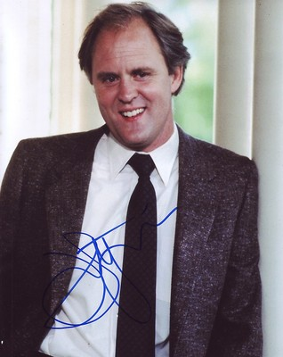 JOHN  LITHGOW signed *FOOTLOOSE* 8X10 photo W/COA A