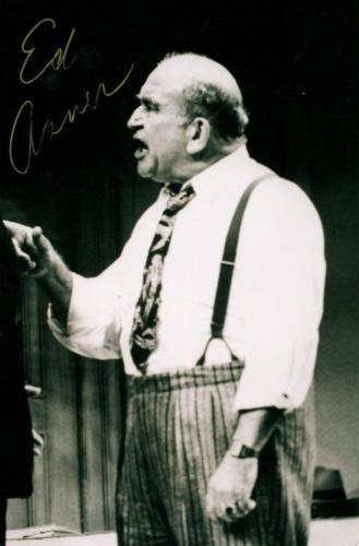 Ed Asner-signed photo-70